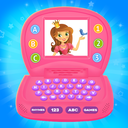 Princess Pink Computer For Girls