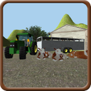 Farm Cattle Transporter 3D
