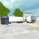 Truck Parking Simulator 3D: Factory