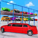 Limo Multi Level Car Parking Car Driving Simulator