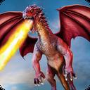Flying Dragon Battle Simulator : City Attack