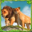 Furious Lion Family Sim
