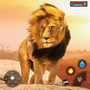 Furious Lion Family Sim