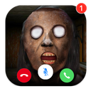 Horror Creepiest Granny's Fake Chat And Video Call