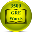 3500 لغت جی آر ای