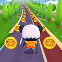 Panda Panda Run: Panda Running Game 2020