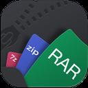 مدیریت فایل های فشرده ZIP & RAR