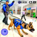 US Police Dog Shopping Mall Crime Chase 2021