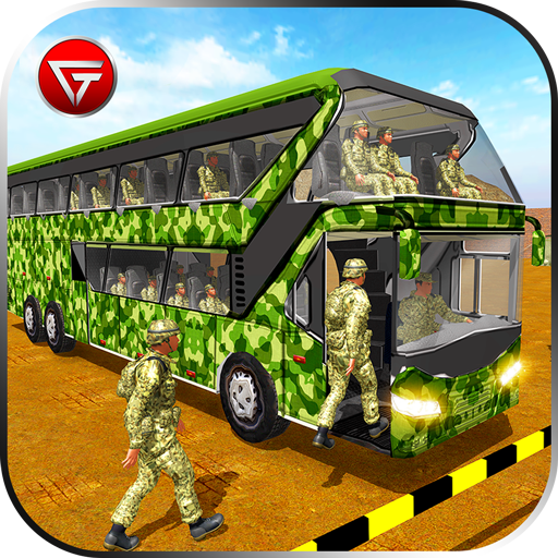 Army Bus Driver 2020: Real Military Bus Simulator