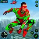 Light Robot Superhero Rescue Mission 2