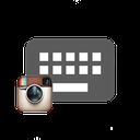 instagram_keybord