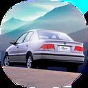 ماشین اسپرت : پارکینگ