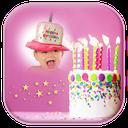 عکس شما با کیک تولد