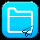 برنامه مدیریت فایل های تلگرام
