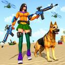 Real Commando Shooting Strike - Fps Shooting Games