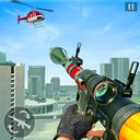 Traffic Car Shooting Games - FPS Shooting Games