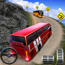 Uphill Off Road Bus Driving Simulator - Bus Games