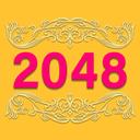 بازی 2048 | با تم رنگی اینستاگرام