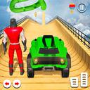 Superhero Buggy GT Mega Ramp Stunts Free