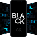 Black Wallpapers - 4K Dark & AMOLED Backgrounds