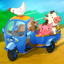 Jolly Days Farm-Time Management Games & Farm games