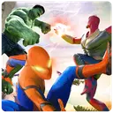 Superhero Fighting Games : Grand Immortal Fight