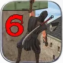 Ninja Pirate Assassin Hero 6 : Caribbean Ship War