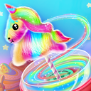 Unicorn Cotton Candy Maker
