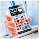 صفحه نمایش شفاف(موبایل شیشه ای)