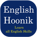 Learn English with Hoonik