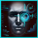 Iron robot hero – Camera Simulator