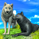 Arctic Wolf Family Simulator: Wildlife Games