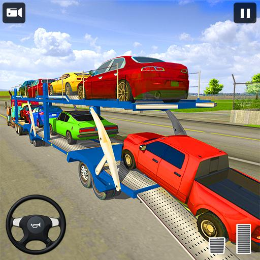 Car Transporter Truck Simulator Game 2019