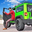 Offroad Jeep Driving Adventure Free