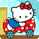Hello Kitty games - car game for toddlers