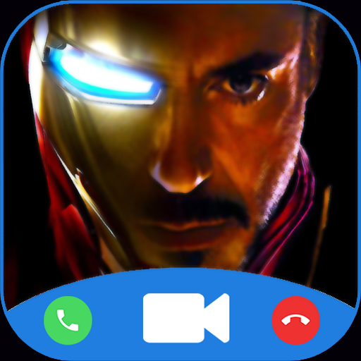 Prank - iron Men Games Call videos