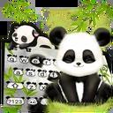 Baby Panda Keyboard