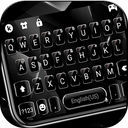 Cool black Keyboard Theme