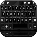 Pure Black Keyboard Theme