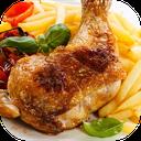 آموزش غذا با مرغ