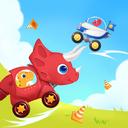 Dinosaur Smash: Bumper Cars
