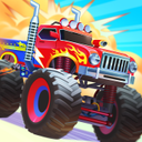 Monster Truck Go - Racing Fun for Little Ones
