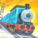 Train Builder - Train simulator & driving Games