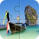 پازل قطعهای تایلند