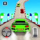 Car Racing Stunt Game - Mega Ramp Car Stunt Games