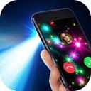 Brightest Flashlight - LED Light, Call Screen