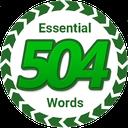 504 لغت ضروری انگلیسی