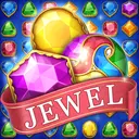 Jewel Mystery 2 - Match 3 & Collect Coins