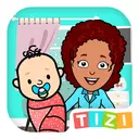 My Tizi Town - Newborn Baby Daycare Games for Kids