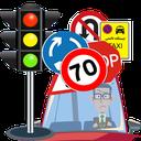 آزمون راهنمایی رانندگی کامل ۹۸